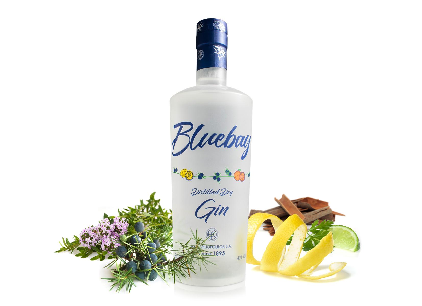 BlueBay Dry Gin